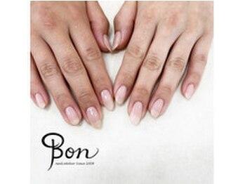 ネイルアトリエ ボン(nail atelier bon)/お客様シンプルネイル
