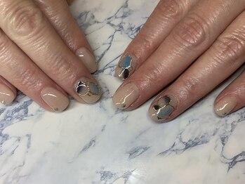 ネイルルーム エンヌ(nail room en'ne)/