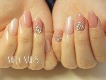 インスタグラムID:mira_nail_salon