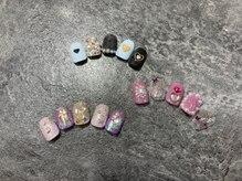 ファーストネイルアンドアイラッシュ 札幌駅前店(1stNAIL&eyelash)/■8000定額■