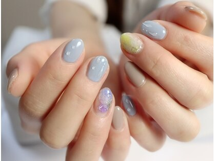 ソワンネイル(soin nail)の写真