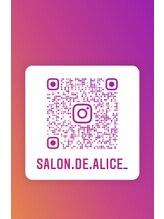 サロン ド アリス(Salon de Alice)Instagram