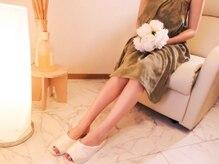 バルバ 麻布十番(BARBA)の雰囲気(白を基調としたシンプルで美しい内装。)