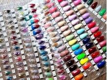 アールユー RU beauty salonの雰囲気(トレンドデザイン豊富!豊富なカラーをご用意♪)