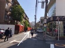 トータルボディサロンN/順路4(代官山駅ver.)
