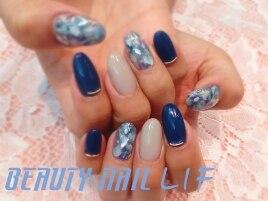 ◇ブルー大理石◇