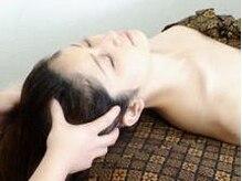タイ古式マッサージ リラックス ボディの雰囲気(頭皮と頭蓋骨を施術して、肩こり、首こり、自律神経の緊張緩和!)