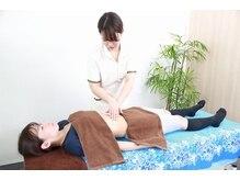 美腸矯正(腸もみ)の施術