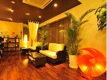 リラクゼーションビューティーハウス カヤ(kaya)の雰囲気(南国ムードのアジアン系店内で癒しの空間を演出♪)