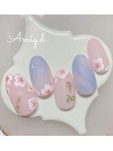 アミーディ ネイル(Amiy.d Nail)/【定額】9800円☆新元号