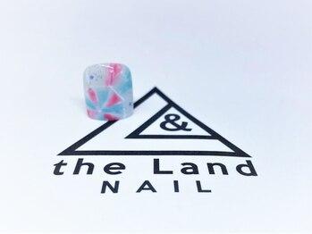 ザ ランド ネイル(the Land Nail)/雨も楽しくなる △浅井