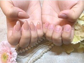 ネイルアンドアイラッシュスタジオ シュシュ(chouchou)の写真/ちび爪,噛み爪,深爪,2枚爪等お悩み解消!認定講師在籍サロン!噛み爪,深爪矯正,自爪育成計画ご案内します!