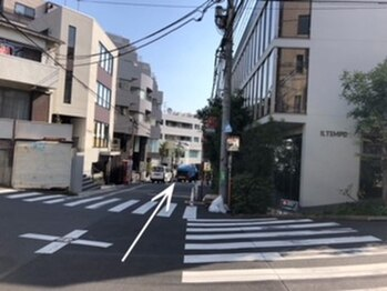 トータルボディサロンN/順路7(代官山駅ver.)