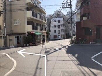 トータルボディサロンN/順路9(代官山駅ver.)