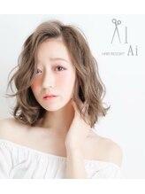 まつげエクステサロン ヘアーリゾートエーアイ 新宿西口店(hair resort Ai)Ai 新宿西口