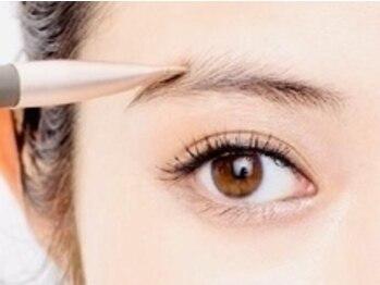アネラ(ANELA)の写真/ 【美眉スタイリングWAX脱毛60分1回¥3980】美人は眉で決まる☆バランスのとれた美眉でお顔の印象をアップ♪