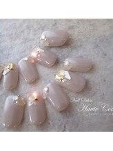 ネイルサロン オートクチュール 北浜店(Nail Salon Haute Couture)/ブライダルオーダーチップ♪