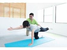 ハビット整体院の雰囲気(姿勢や動き方を整えて、不調の原因を根本から整えます。)