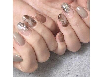 ネイルシュガー(nail sugar)の写真