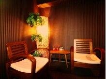 バリ曼荼羅(BALI MANDARA)の雰囲気(心落ち着く待合室。ここからはじまるバリ曼荼羅のおもてなし…。)