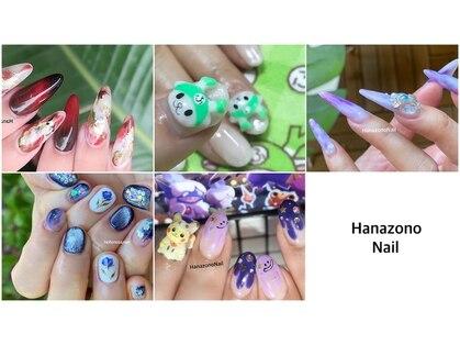 ハナゾノネイル(Hanazono Nail)の写真