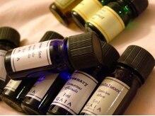 順順 ジュンジュンの雰囲気(アロマは10種類の香りをご用意。その日の気分に合わせて選んで。)