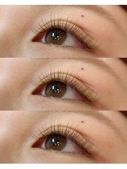 ネイルアンドアイラッシュヴィーナ ゆめタウン廿日市店 (Nail&EyeLash Vina)/カラーエクステ