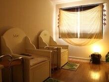 ヨサパーク ココ(YOSA PARK COCO)の雰囲気(ゆったり個室空間♪ご家族やお友達と2人で入ることもできます。)