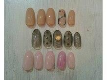 コットンネイル マルガメ(Cotton nail marugame)の雰囲気(お肌の色が明るく見える、絶妙なカラーをご用意!)