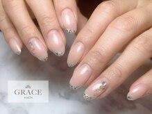 グレース ネイルズ(GRACE nails)/ブライダルネイル