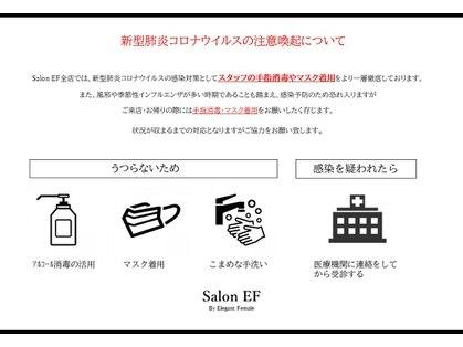 サロンイーエフ 渋谷店(salon EF)の写真