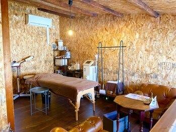 メンズサロンニュー(men's salon new)/店内の雰囲気 完全個室