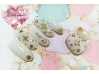 ジュエリー ネイル(Jewelry nail)