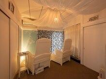 ヨサパーク キラリ(YOSA PARK kirari)の雰囲気(ティファニーブルーと白のリラックスできる空間で癒されます。)