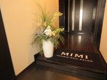 ミミ(MIMI)/店内入り口