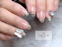 グレース ネイルズ(GRACE nails)/バタフライ
