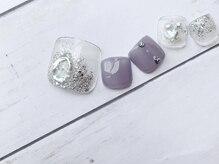 リーチェ ビューティアンドネイルサロン 大名店(Beauty&Nail Salon)/8月foot nail campaign