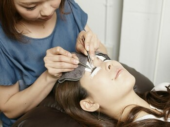 """ビューティー ショップ オリオン(Beauty shop ORION)の写真/【提案力×高技術】理想の目元がカタチに。まつ毛のお悩み解決します!貴女の""""Best""""な瞳がきっと見つかる"""