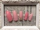 Wピンクネイル