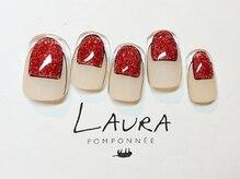 ローラポンポニー(Laura pomponnee)/フィンガーアート