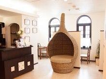ラボーテ(La Beaute)の雰囲気(リゾートホテルのような店内でゆったり至福のひとときを♪)