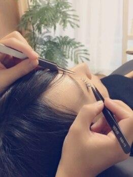 ヨークナチュレ(YouK nature)の写真/幅広い客層に支持される人気店★目の形や地まつ毛の状態をに合わせた施術でお悩み改善・理想のEyeに☆
