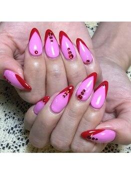プライベートサロンアリュール(Private Salon Allure)/女の子はやっぱりピンクでしょ!