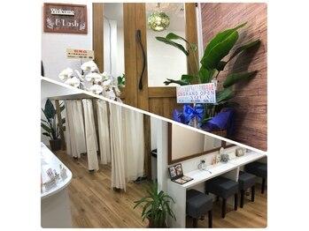 ビーラッシュ 立川店(B' Lash)(東京都立川市)