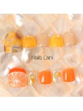 ネイルズ ラニ(Nails Lani)/フットジェルネイル
