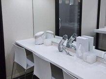 トータルボディデザインフィットネス ヴァディ 心斎橋店(VADY)の雰囲気(シャワールーム・パウダールームを完備!お出かけ前もOK♪)