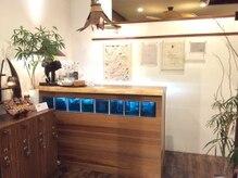 ロータス 秦野店(LOTUS)の雰囲気(こだわりのバリ風インテリアに囲まれて極上癒し空間で美の追求♪)