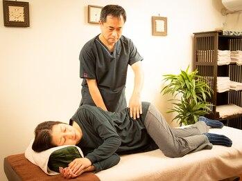 楽みんの写真/腰痛の原因はいろいろあります。症状に合わせた施術で痛みを解消!辛さの原因を追及!腰にお悩みの方必見★