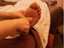 フットライズ(foot rise)