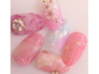 クロシェットネイル(Clochette nail)